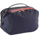 """Patagonia Black Hole Cube Toiletry Bag Medium Navy Blue W/Paintbrush Red"""